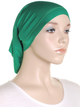 Emerald Stretch Tube Underscarf
