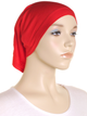 Red Stretch Tube Underscarf - Hijab Store Online