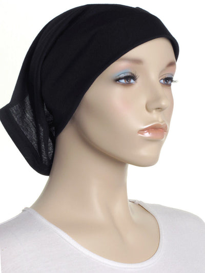 Black Arc Shaped Underscarf - Hijab Store Online