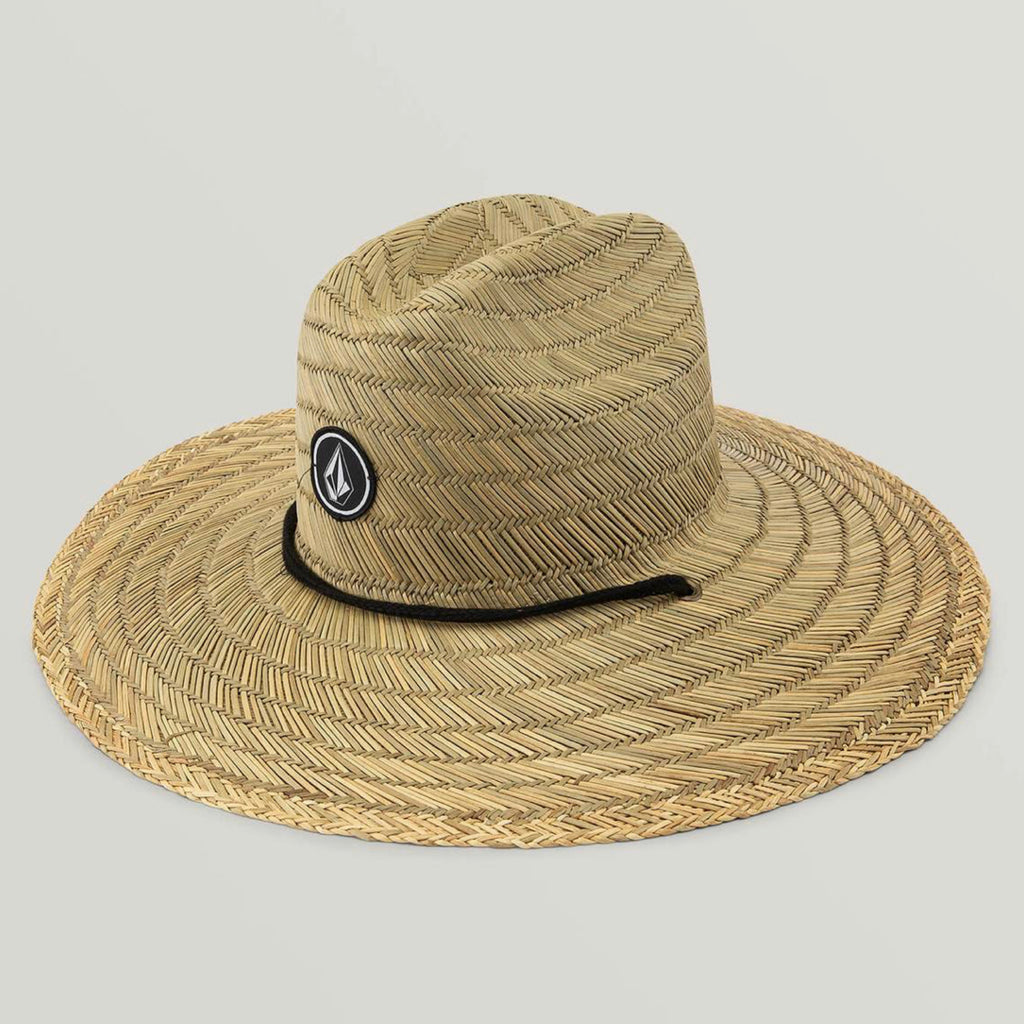 QUARTER STRAW HAT L/XL