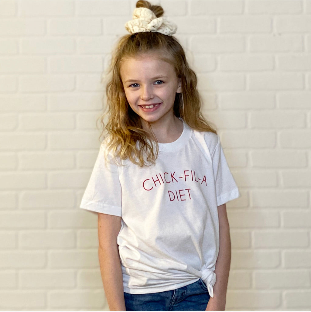 Kids Chick-Fil-A Diet Tee