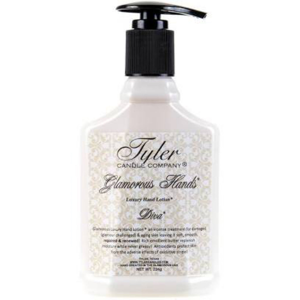 TYLER GLAMOURS HANDS - LOTION DIVA