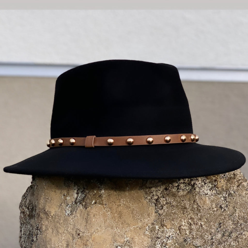 HK5928BK Something Special Fedora