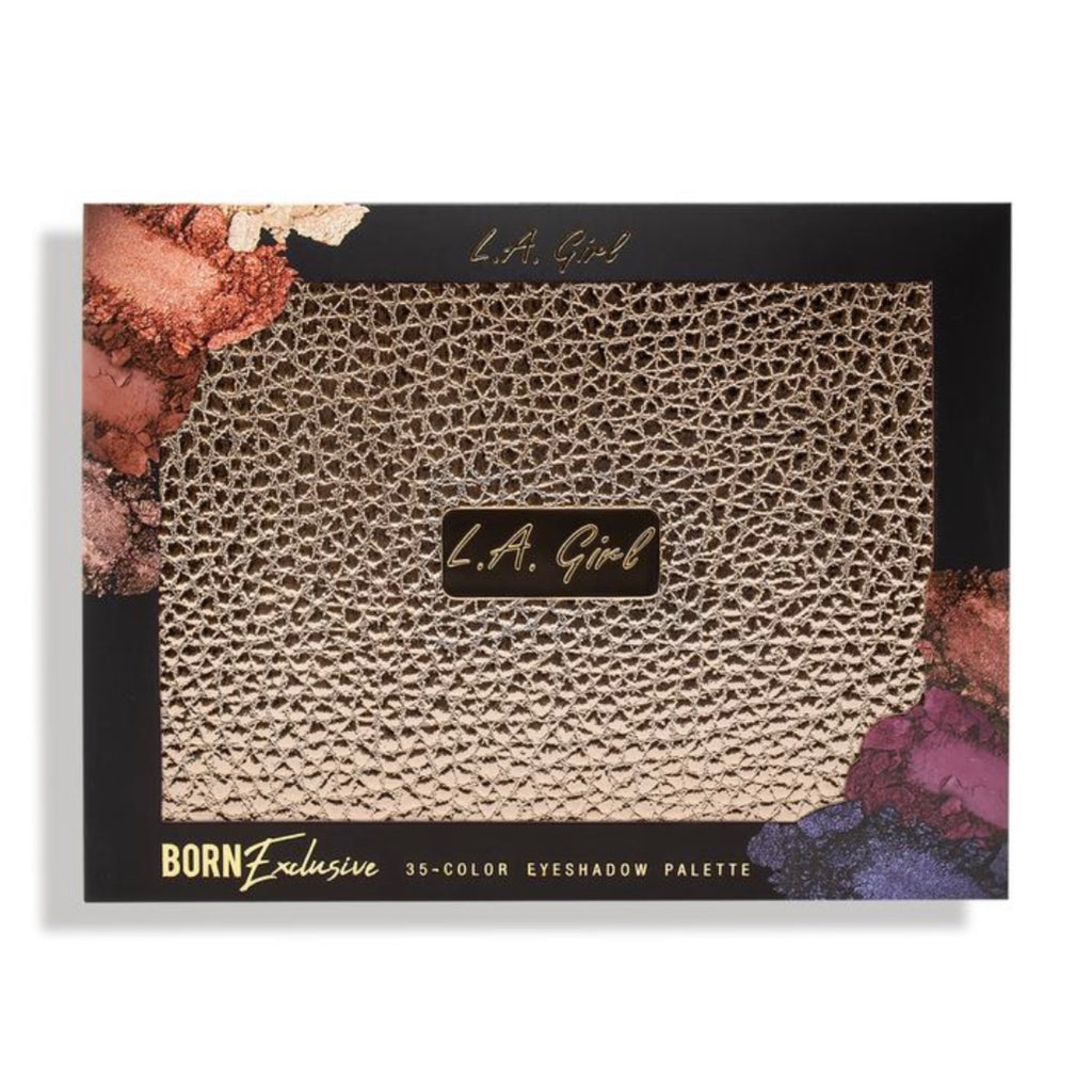 NEW G42726 Born Exclusive Eyeshadow Palette