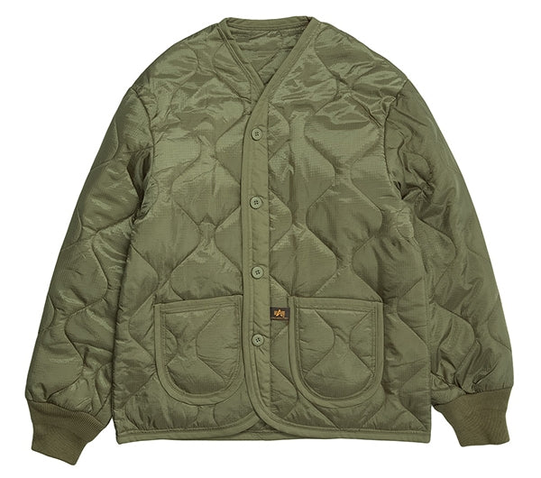 ALPHA INDUSTRIES SCRIBE JACKET OLIVE
