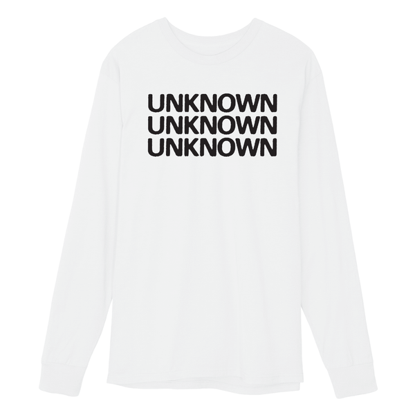 UNKNOWN L/S T-SHIRT