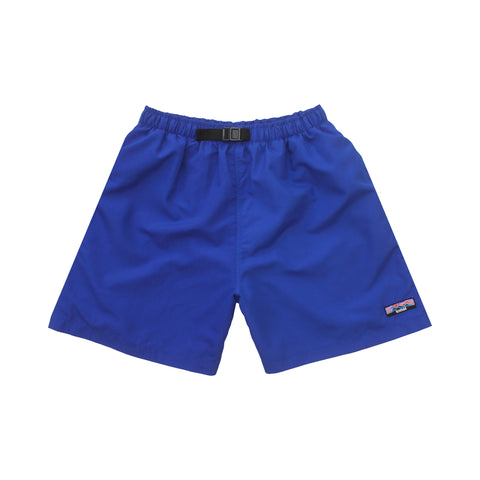 NYLON SHORTS ROYAL