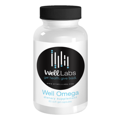 Well Omega | Fish Oil Supplements