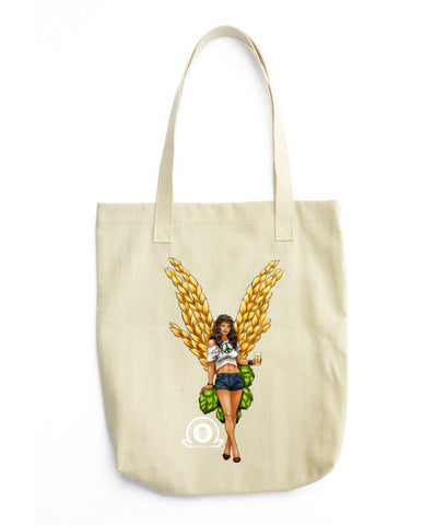 Angel Collection: Penelope Angel Tote bag - Craft Beer Babes - 1