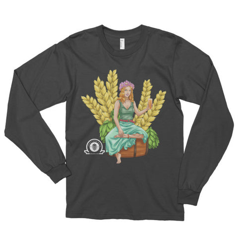 AUTUMN Long sleeve t-shirt - Craft Beer Babes - 1