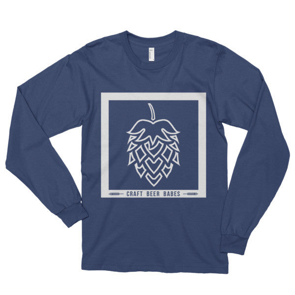 Hop Box Long sleeve t-shirt - Craft Beer Babes - 4