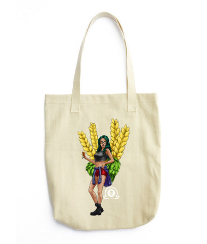 BILLIE Tote bag - Craft Beer Babes - 1