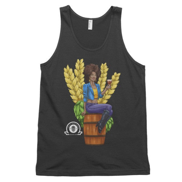MARSHAE Classic tank top - Craft Beer Babes - 1