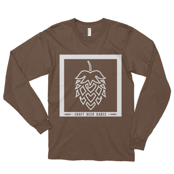 Hop Box Long sleeve t-shirt - Craft Beer Babes - 3