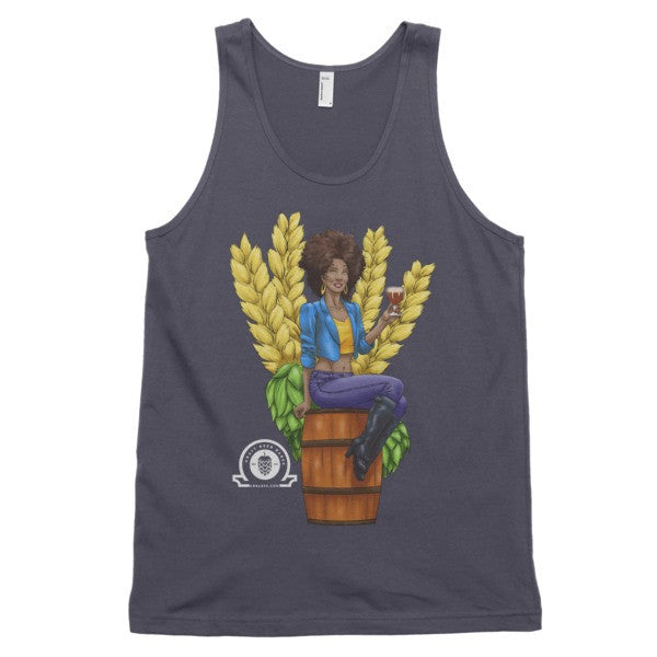 MARSHAE Classic tank top - Craft Beer Babes - 2