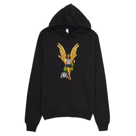 Angel Collection: Penelope Angel Hoodie - Craft Beer Babes - 1