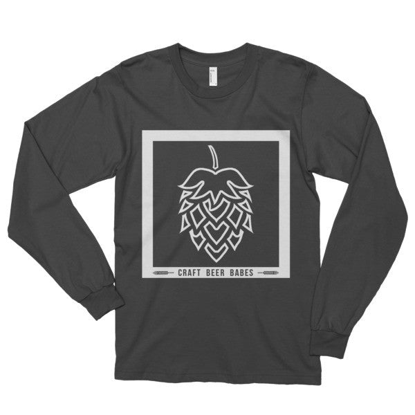 Hop Box Long sleeve t-shirt - Craft Beer Babes - 1