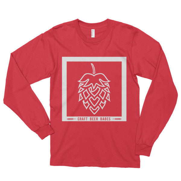 Hop Box Long sleeve t-shirt - Craft Beer Babes - 6