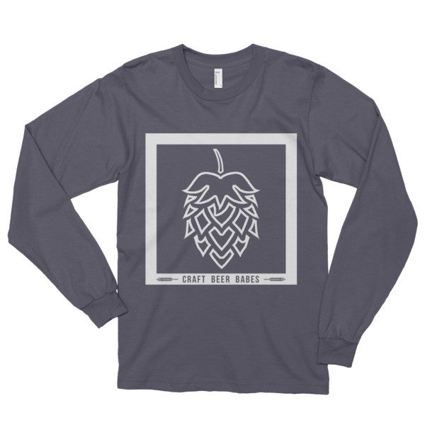 Hop Box Long sleeve t-shirt - Craft Beer Babes - 2