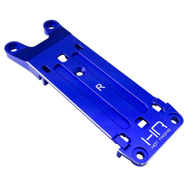Aluminum Rear Pin Mount Tie Bar for Traxxas X-Maxx - Trackside Hobby