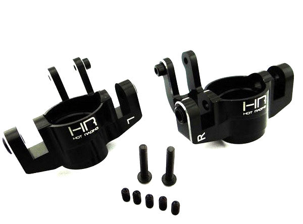 Aluminum Steering Knuckle Set, Axial Yeti XL - Trackside Hobby