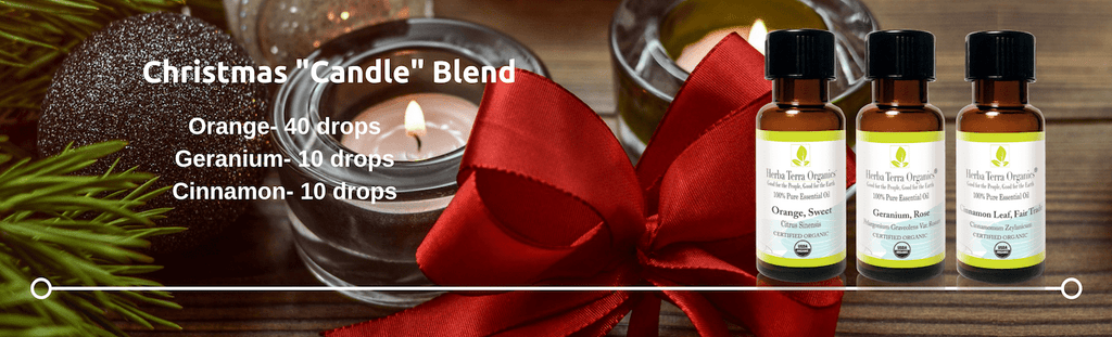 Blend Recipe- Christmas
