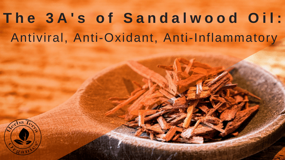 The Three A's of Sandalwood