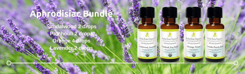 Blend Recipe: Aphrodisiac Bundle