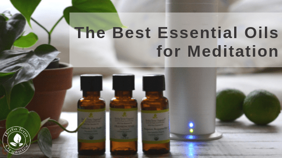 The Best Essential Oils for Meditation