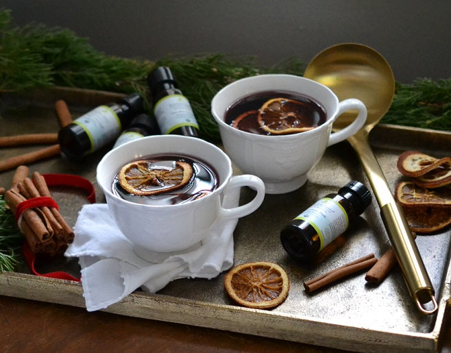 Blend Recipe- Spiced Red Mulled Wine for the Holidays