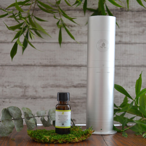 organic eucalyptus oil for mood booster