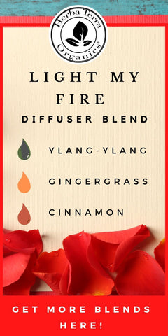 light my fire romantic essential oil blend for valentine's day
