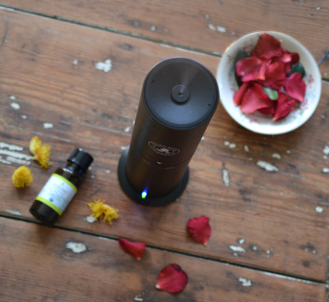 ylang essential oil for stress and anxiety