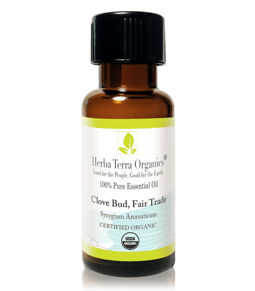 USDA Certified Organic Clove Bud Essential Oil