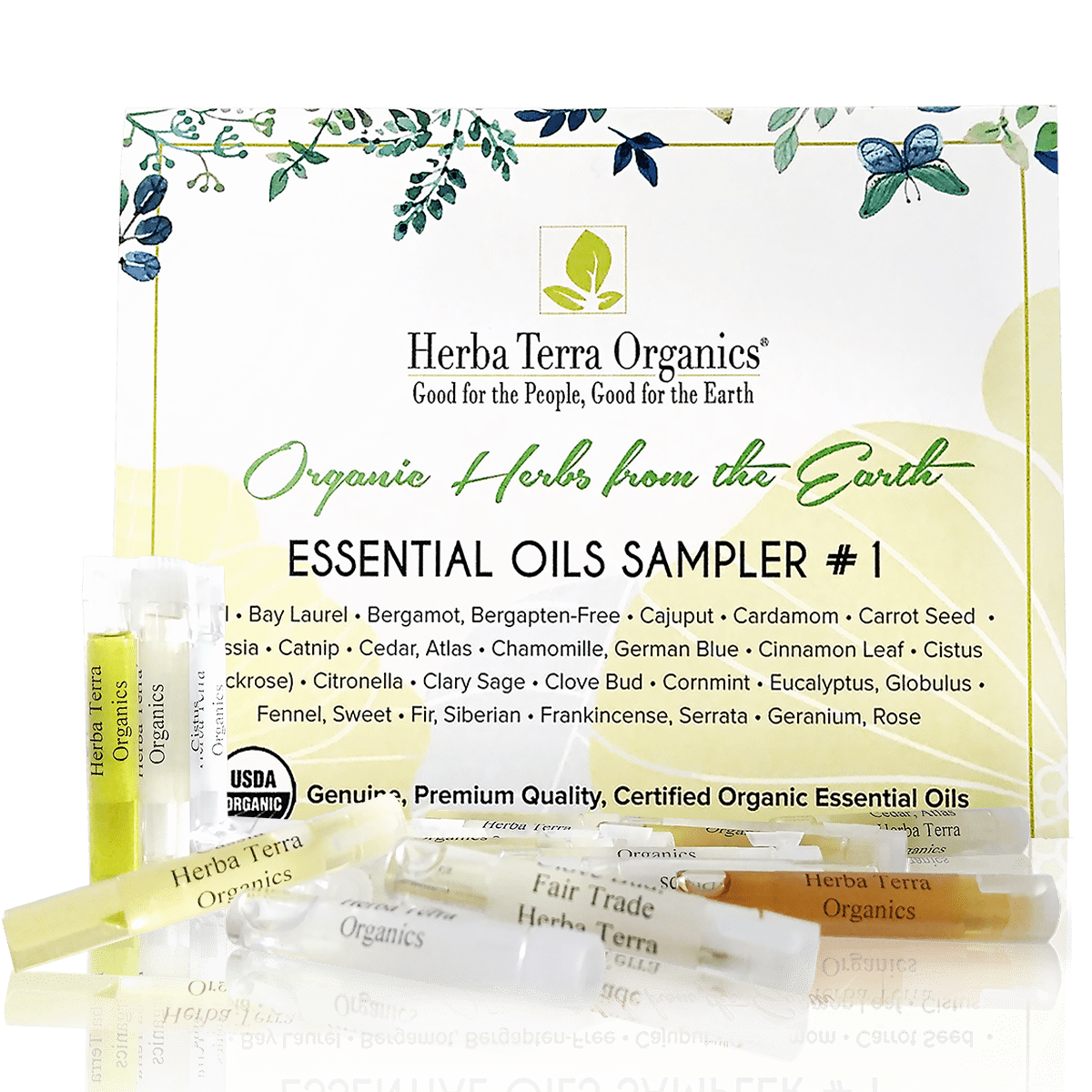Essential Oils Sampler #1