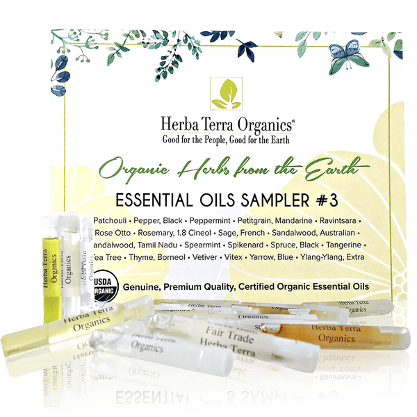 Essential Oils Sampler #3