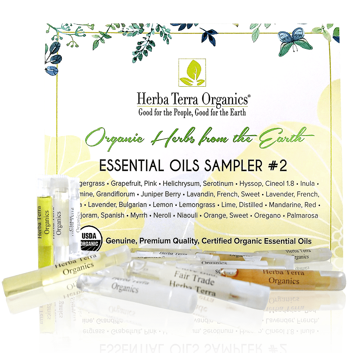 Essential Oils Sampler #2