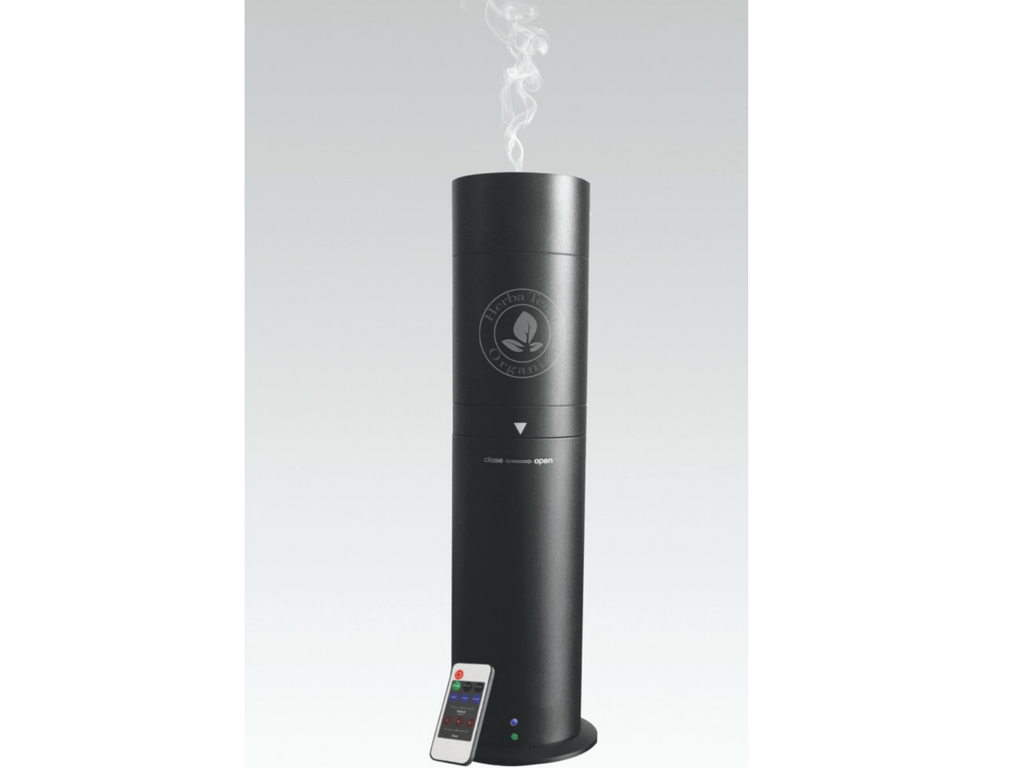 Essential Oil Nebulizer Diffuser Black