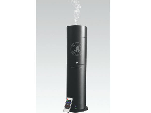 Oil Diffuser-Nebulizer with Nanotechnology-Black