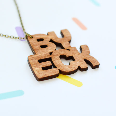 By Eck Yorkshire Necklace