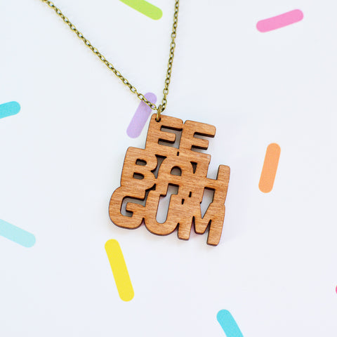 Ee Bah Gum Yorkshire Necklace