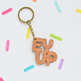 Ey Up Yorkshire Keyring - Onetenzeroseven - 2