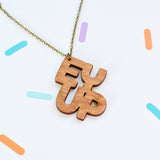 Ey Up Yorkshire Necklace | Handmade Jewellery - Onetenzeroseven - 2