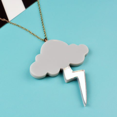 Storm Weather Necklace