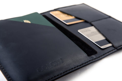 Passport Wallet / Black