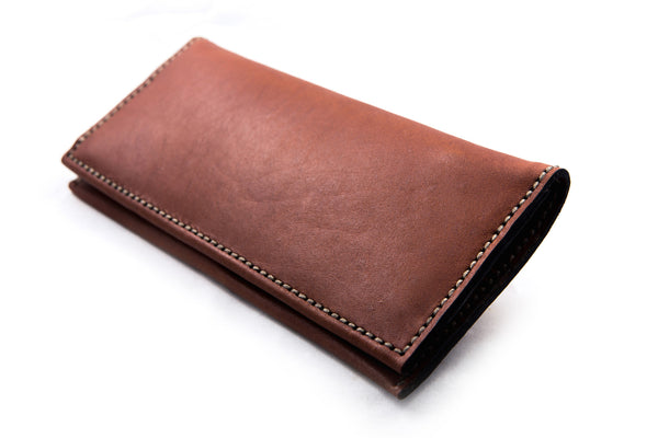 Long Wallet / Tan