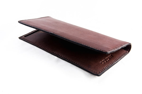 Travel Wallet / Dark-Brown