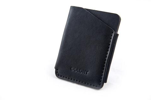Slide Wallet / Black
