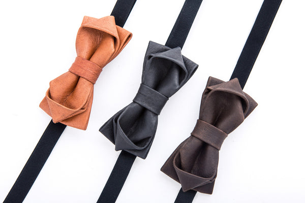 Bow Tie / Dark-Brown