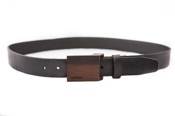 Hickory Belt / Black